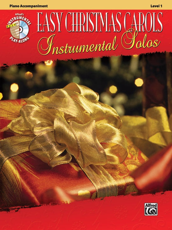 Easy Christmas Carols (Piano Accompaniment)