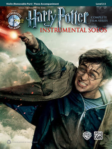 Harry Potter: Selections from the Complete Film Series (Violin)