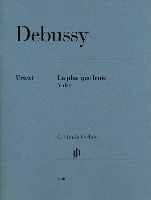 Debussy La plus que lente (Valse)