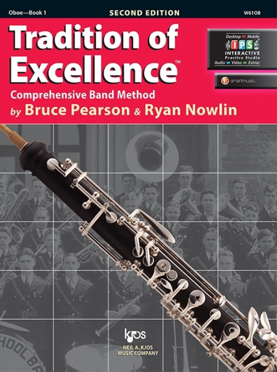 Tradition of Excellence, Book 1 (Oboe)