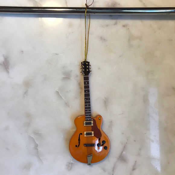 Electric Guitar (Hollow Body) Ornament