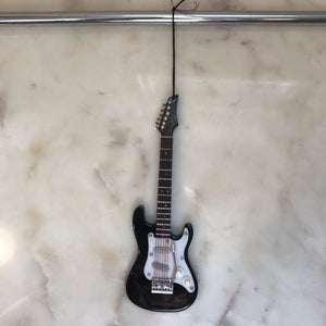 Electric Guitar (Black) Ornament