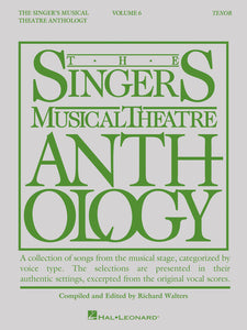 The Singer's Musical Theatre Anthology, Volume 6 (Tenor)