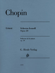 Chopin Scherzo in B Minor, Op. 20