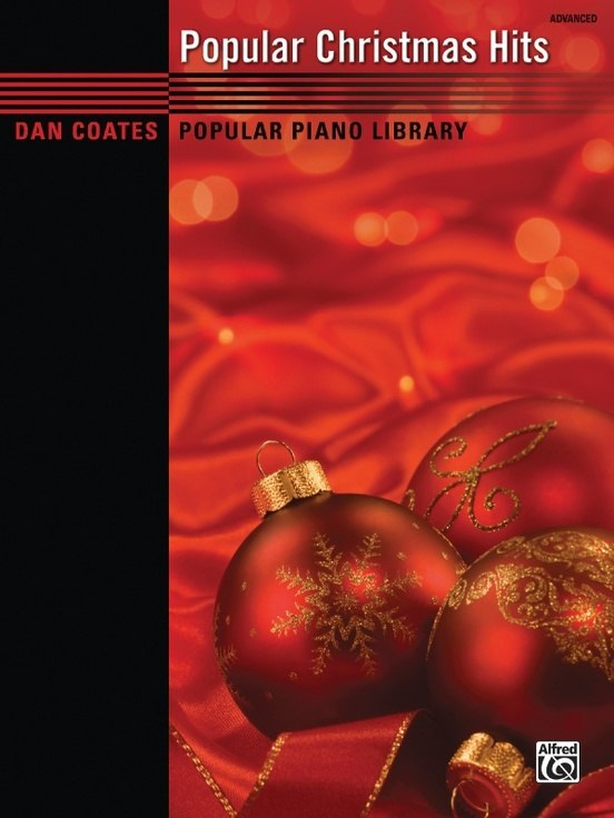 Dan Coates Popular Piano Library: Popular Christmas Hits