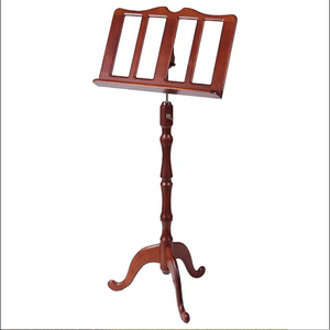 Stageline Wood Music Stand (Cherry)