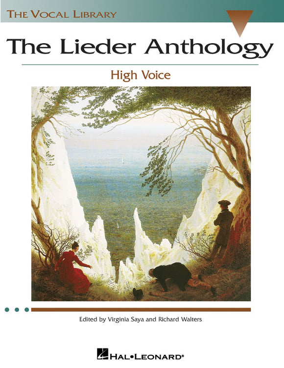 The Lieder Anthology (High Voice)