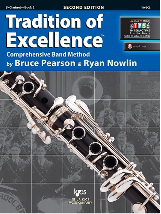 Tradition of Excellence, Book 2 (Clarinet)