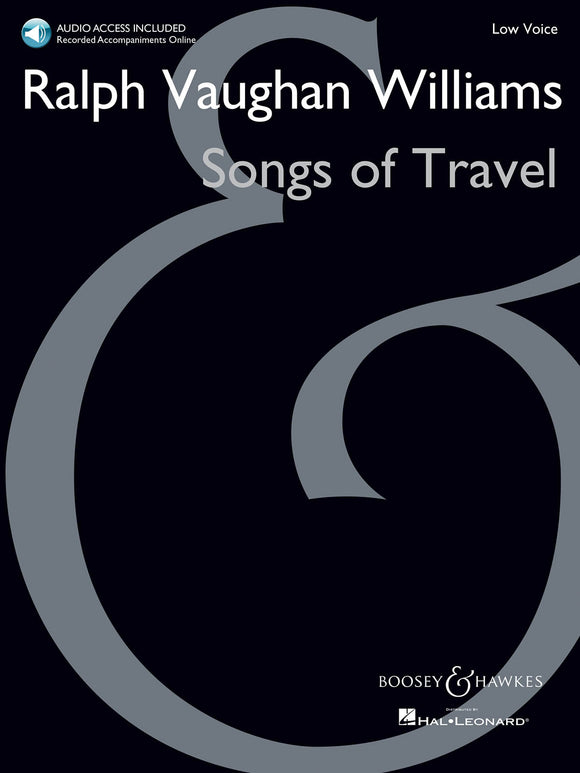 Ralph Vaughn Williams Songs of Travel (Low Voice)