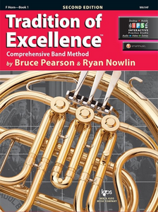 Tradition of Excellence, Book 1 (French Horn)