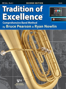Tradition of Excellence, Book 2 (Tuba)