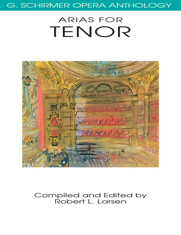 Arias for Tenor
