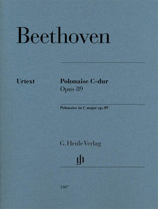 Beethoven Polonaise in C Major, Op. 89