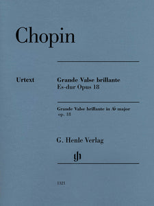 Chopin Grande Valse Brillante in E-Flat Major, Op. 18