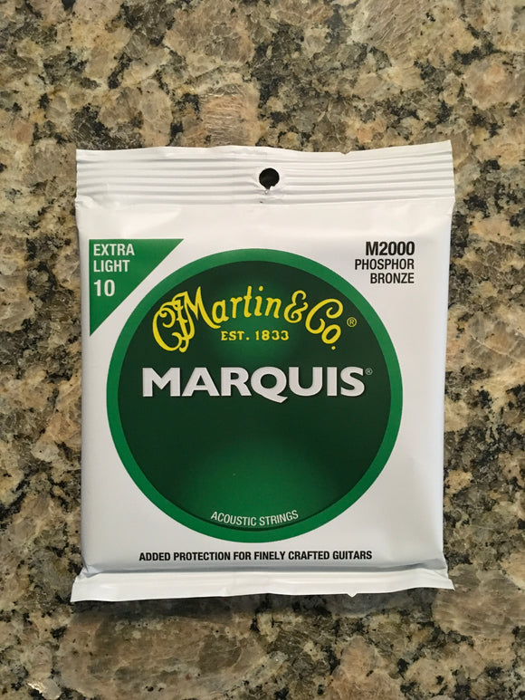 Martin Marquis Phosphor Bronze Guitar Strings