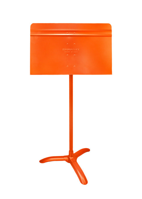 "Manhasset ""Symphony"" Music Stand (Orange)"