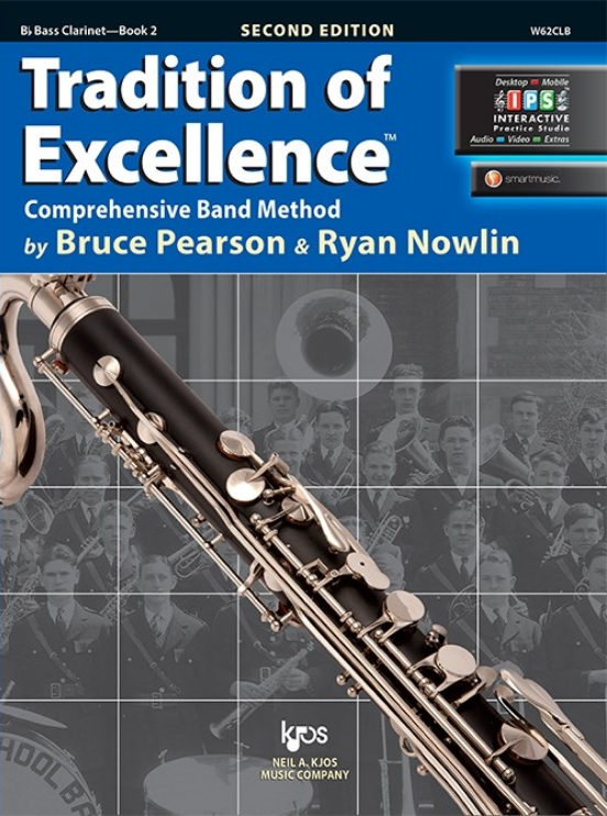 Tradition of Excellence, Book 2 (Bass Clarinet)