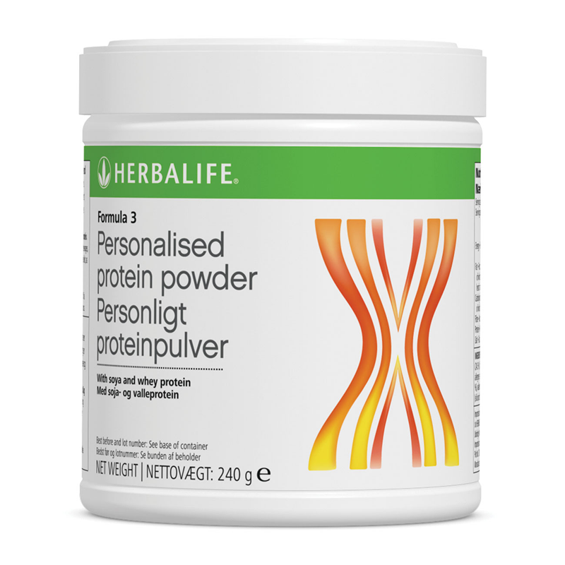 Herbalife Personalised Protein Powder (240g) - The Herba Coach