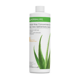 Herbalife Aloe Concentrate Mango (473ml) - The Herba Coach
