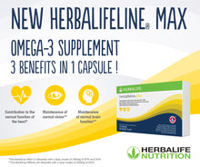Load image into Gallery viewer, Herbalifeline® Max 30 capsules - The Herba Coach
