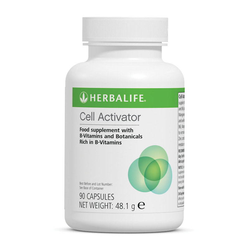 Herbalife Cell Activator 90 Capsules - The Herba Coach