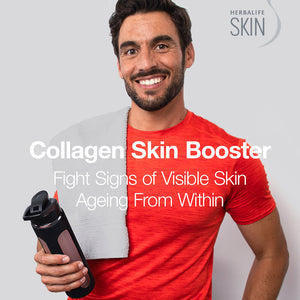 Herbalife Collagen SKIN Booster - Strawberry & Lemon (171 g)