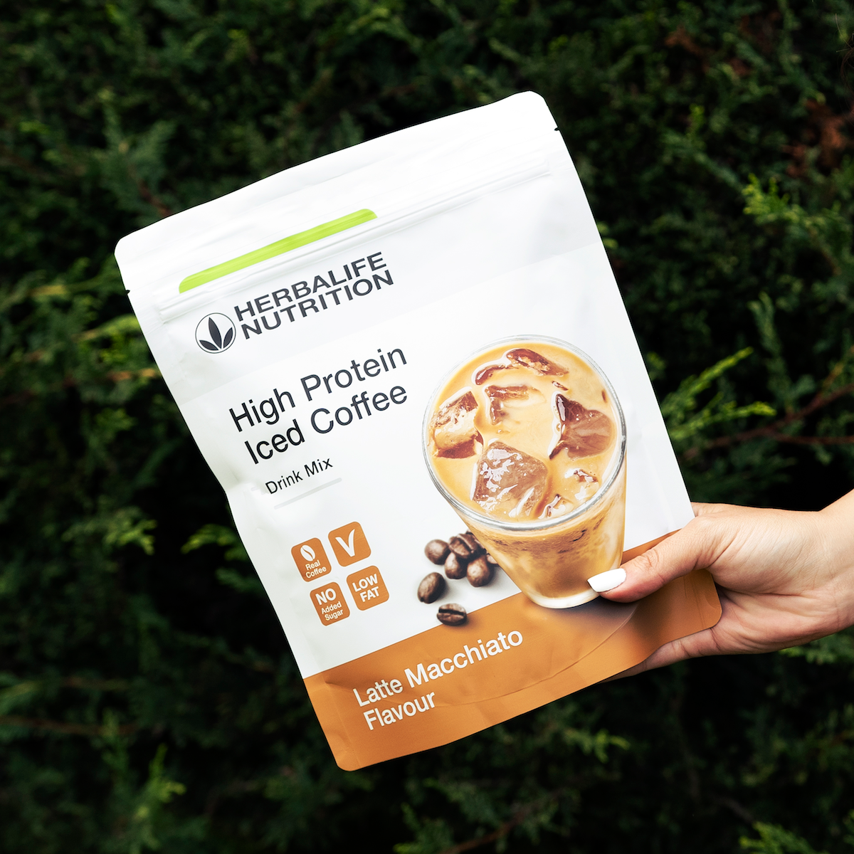Herbalife High Protein Iced Coffee