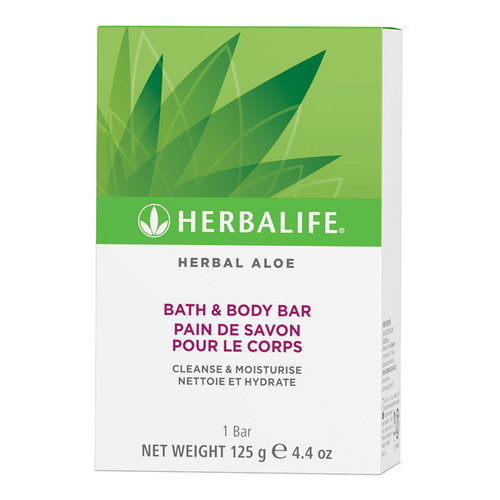 Herbalife Aloe - Bath & Body Bar (125g)