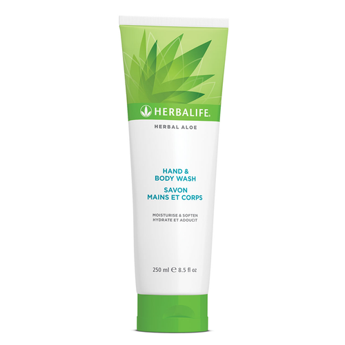 Herbalife Aloe - Hand & Body Wash (250ml)