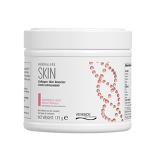 Load image into Gallery viewer, Herbalife Collagen SKIN Booster - Strawberry & Lemon (171 g)