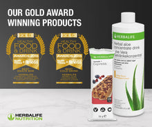 Load image into Gallery viewer, Herbalife Formula 1 Express Bars (7 bars per box) - The Herba Coach
