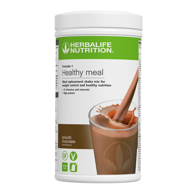 Herbalife Formula 1 Shake - NEW Generation - The Herba Coach