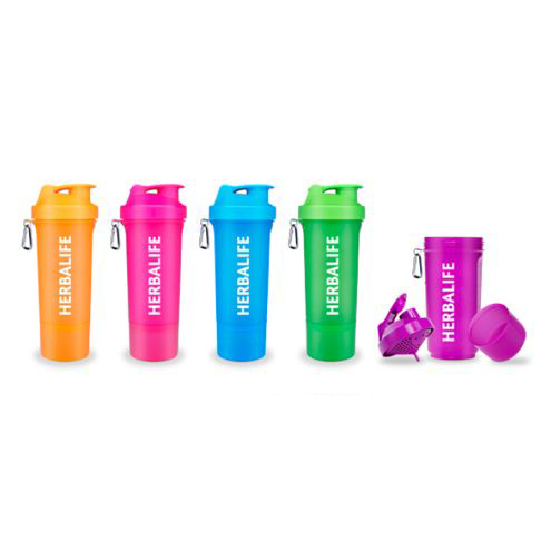 Herbalife Neon Shaker - The Herba Coach