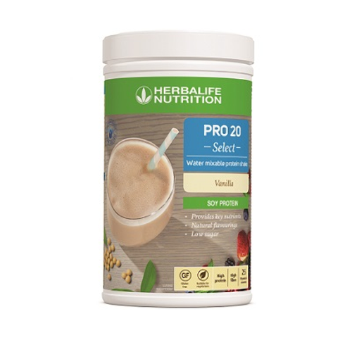 Herbalife PRO 20 Select - Protein Shake (630g) - The Herba Coach