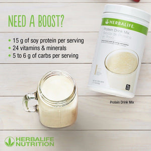 Herbalife Protein Drink Mix (588g) - The Herba Coach
