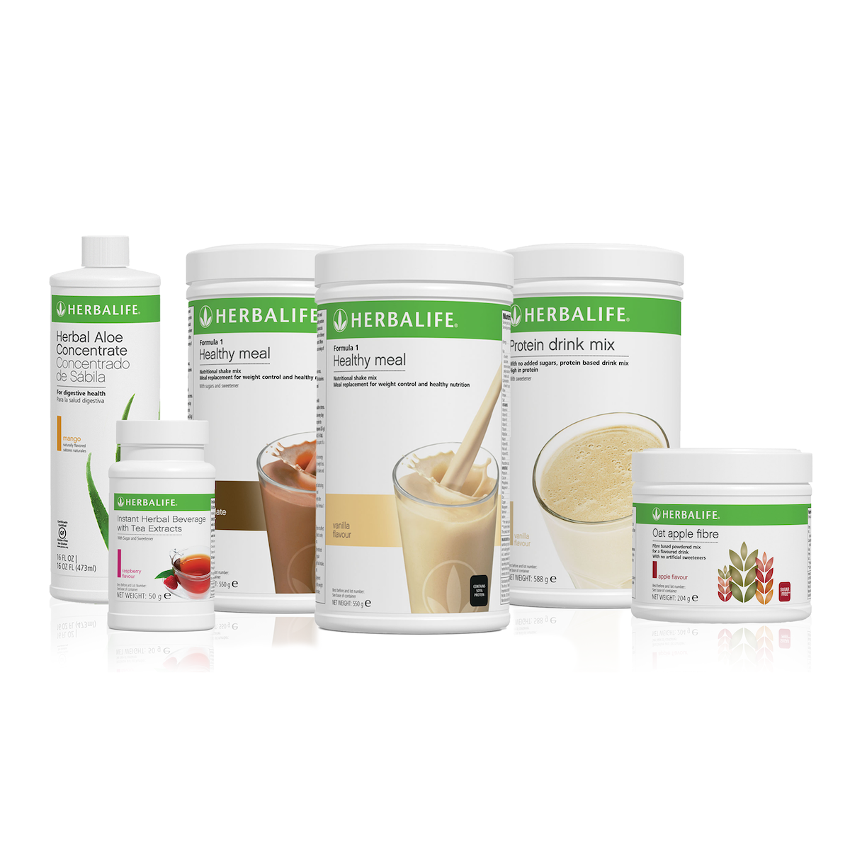 Herbalife Ultimate Weight Loss Package - The Herba Coach