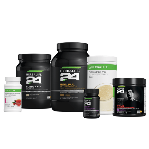 Herbalife Ultimate Sport Package - The Herba Coach