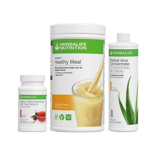 Herbalife Basic Vegan Package - The Herba Coach