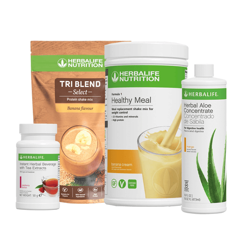 Herbalife Ideal Vegan Package - The Herba Coach