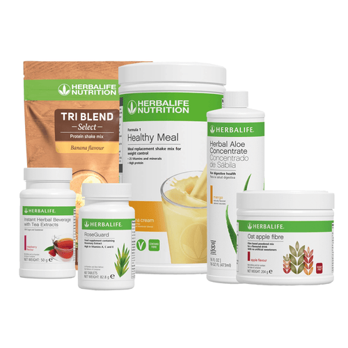 Herbalife Ultimate Vegan Package - The Herba Coach