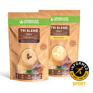 Herbalife Tri Blend Select - Protein Shake Mix (600g)