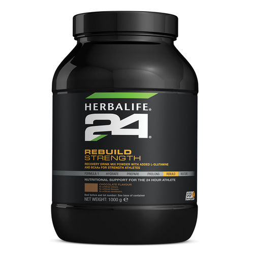 Herbalife Rebuild Strength Chocolate (1000g) - The Herba Coach