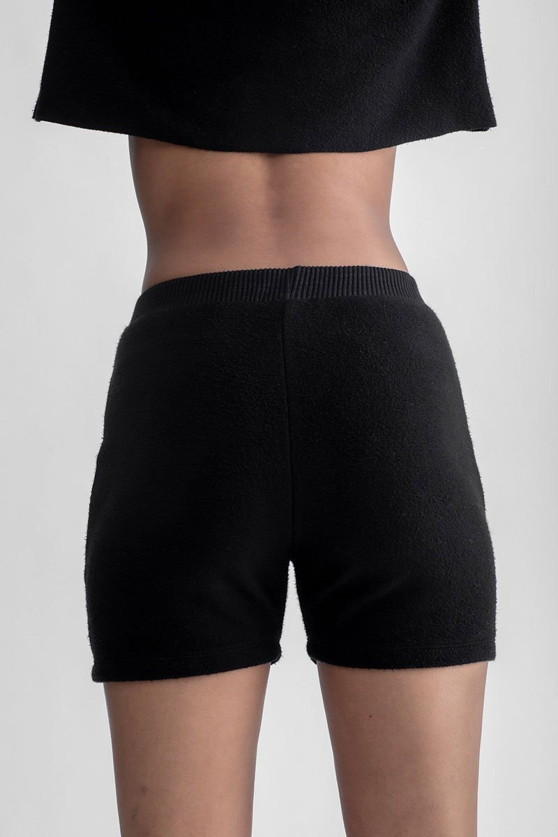Cozy Short Black