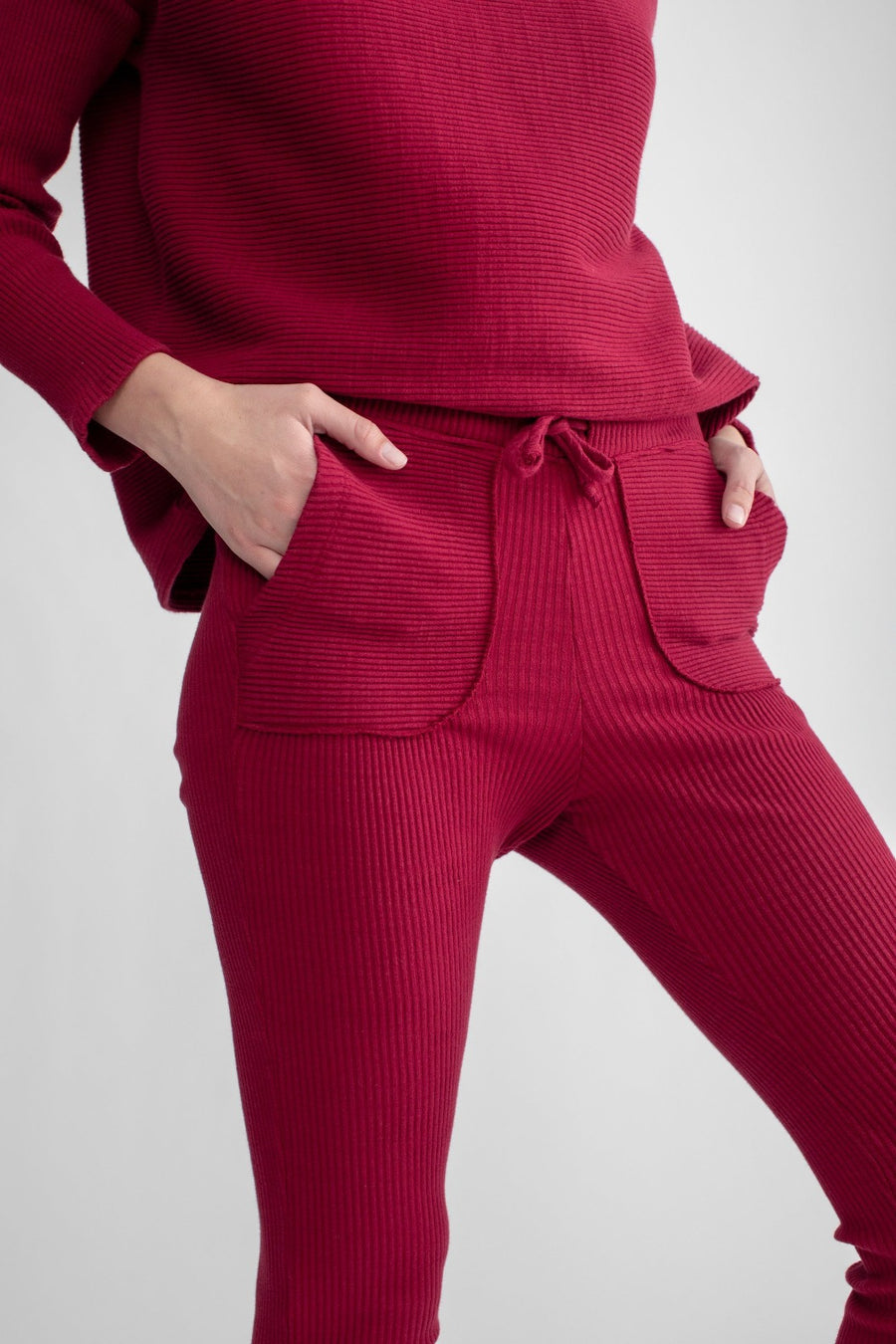 Legging Jogger Raspberry