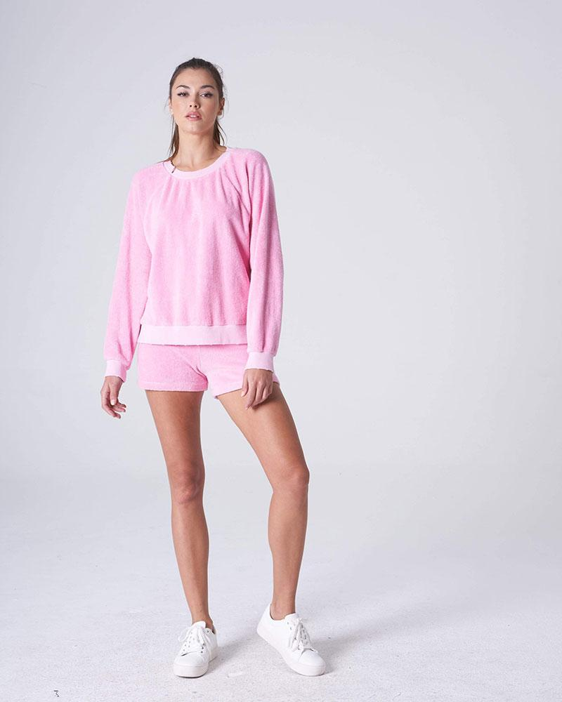 Peony Gym Pullover