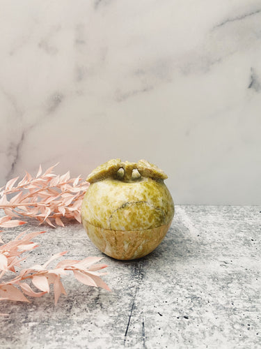 Stone Apple Stasher
