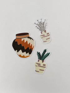 Sticker Pack - Set of 3