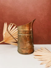 Load image into Gallery viewer, Copper Pitcher