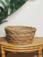 Load image into Gallery viewer, Woven Wicker Plant Basket