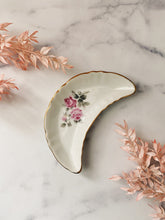 Load image into Gallery viewer, Crescent Dish - Pink Rose